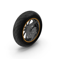 Scooter Wheel PNG & PSD Images