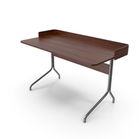 Office Table V2 PNG & PSD Images