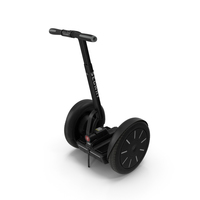 Segway Electric Self Balance Scooter PNG & PSD Images