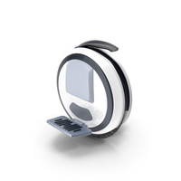 Segway Self Balancing Unicycle Ninebot One PNG & PSD Images