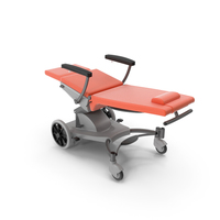 Sella Transport Chair Unfolded PNG & PSD Images