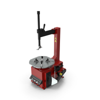 Semi-Automatic Tyre Changer PNG & PSD Images