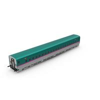 Shinkansen E5 Passenger Wagon PNG & PSD Images
