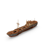 Shipwreck PNG & PSD Images