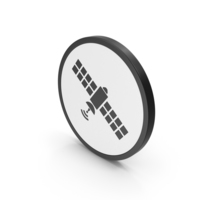 Icon Satellite PNG & PSD Images