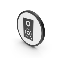Icon Speaker PNG & PSD Images