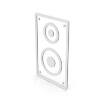 Symbol Speaker PNG & PSD Images