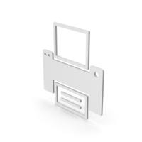 Symbol Printer PNG & PSD Images