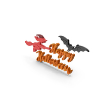 Happy Halloween Banner PNG & PSD Images