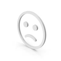 Symbol Emoji Frowning Face PNG & PSD Images