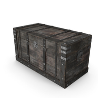 Wooden Chest PNG & PSD Images
