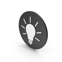 Light Bulb Icon PNG & PSD Images
