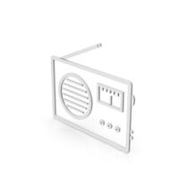 Symbol Radio PNG & PSD Images