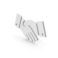 Symbol Handshake PNG & PSD Images