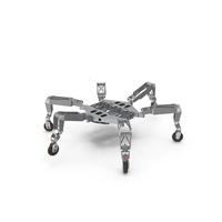 Six Legged Robotic Lunar Rover PNG & PSD Images