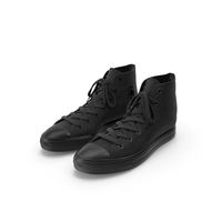 Basketball Shoes Chuck Taylor PNG & PSD Images
