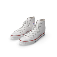 Basketball Shoes White PNG & PSD Images