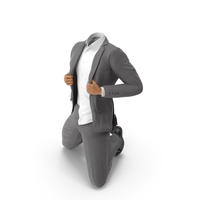 After Corporate Suit Grey PNG & PSD Images