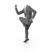 YES Success Suit Grey PNG & PSD Images