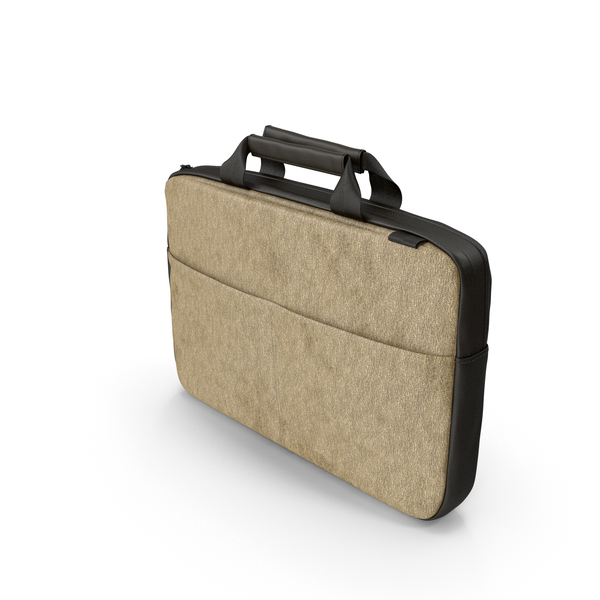 Slim Laptop Brief PNG & PSD Images
