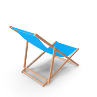 Sling or Beach Chair PNG & PSD Images
