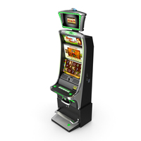 Slot Machine Emerald PNG & PSD Images