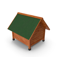 Small Dog House PNG & PSD Images