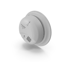 Smoke Detector First Alert BRK PNG & PSD Images