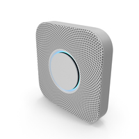 Smoke Detector Nest Protect PNG & PSD Images