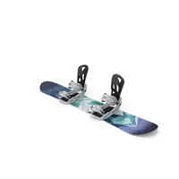 Snowboard Jones with Staxx Bindings PNG & PSD Images