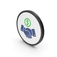 Icon Deal Colored PNG & PSD Images