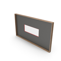 Frame Wood Brown PNG & PSD Images