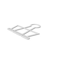 Binder Clip Symbol PNG & PSD Images
