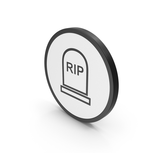 Icon Grave Rip PNG & PSD Images