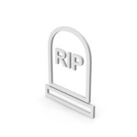Symbol Grave Rip PNG & PSD Images