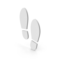Symbol Shoe Footprint PNG & PSD Images
