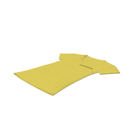 Female V Neck Laying Yellow Housekeeping PNG & PSD Images