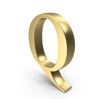 Alphabet Time's Roman Q PNG & PSD Images