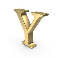 Alphabet Time's Roman Y PNG & PSD Images