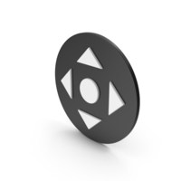 Move Button Icon PNG & PSD Images