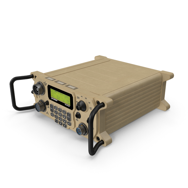 Military Radio V2 PNG & PSD Images