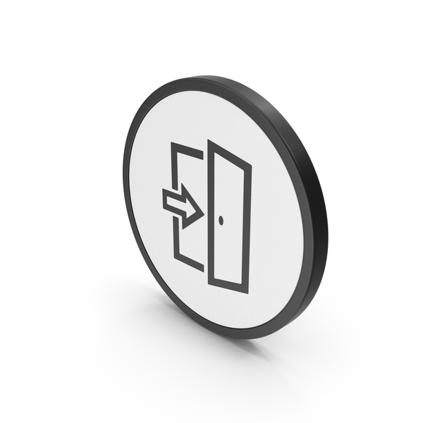Icon Exit PNG & PSD Images