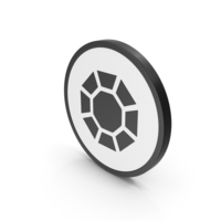 Icon Diamond / Octagon PNG & PSD Images