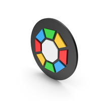 Diamond / Octagon Icon PNG & PSD Images