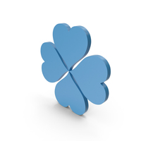 Heart Blue Icon 009 PNG & PSD Images