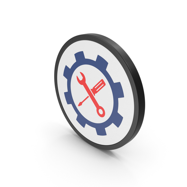 Icon Tools Red PNG & PSD Images
