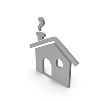House Grey Icon PNG & PSD Images