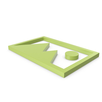Picture Green Icon PNG & PSD Images