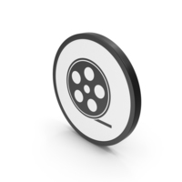Icon Film Roll PNG & PSD Images