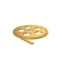 Gold Symbol Film Roll PNG & PSD Images